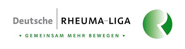 Logo - Deutsche Rheuma-Liga - Gemeinsam mehr bewegen