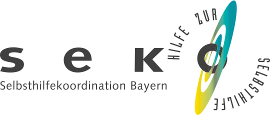 Logo SEKO - Selbsthilfekoordination Bayern